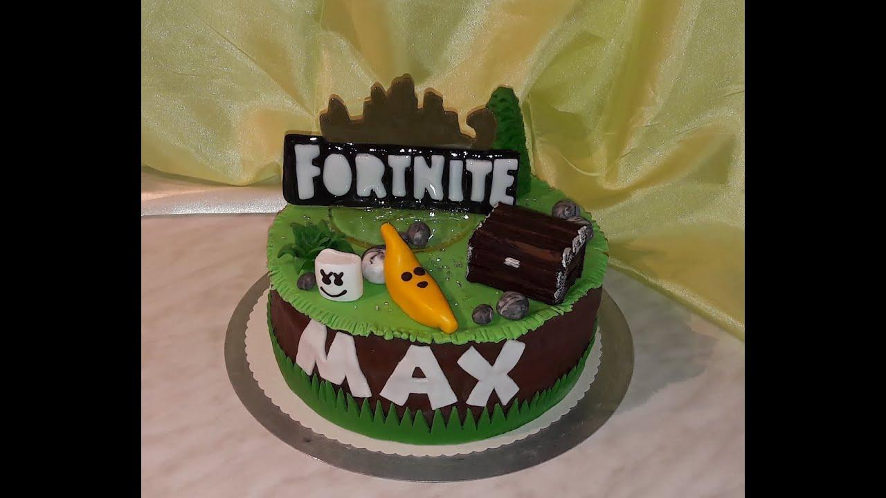 Fortnite Torte Kuchen