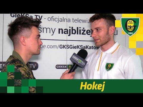 Bartosz Fraszko i Mateusz Studziński w TAURON KH GKS Katowice (15.05.2017)