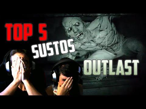 TOP 5 | LOS MEJORES SUSTOS OUTLAST