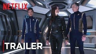 Bekijk de trailer van Star Trek: Discovery (Netflix)