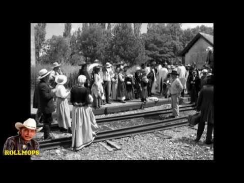 """ATTAQUE DU TRAIN DE LA DOLLER ALSACE PAR LES WESTERNERS D'ALSACE DU 3 AU 5 JUIN 2005 """"ROLLMOPS"""""""