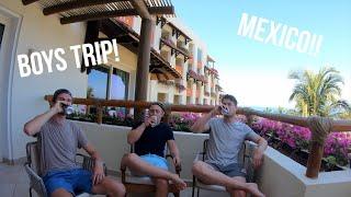 Birthday Trip To Mexico Pt. 1 | Liam Peterson