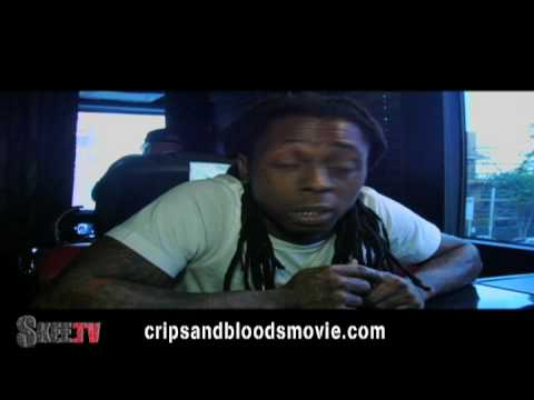 LIL WAYNE talks about Crips & Bloods, Gangs, & More!