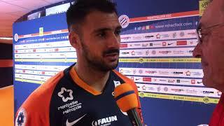 VIDEO: Gaëtan Laborde après MHSC 3-0 TFC
