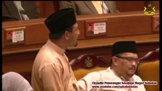 Penjelasan Pindaan Enakmen Hudud – YB Dato' Nassuruddin Daud
