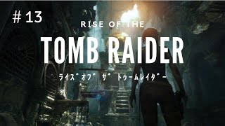 RISE OF THE TOMB RAIDER #13