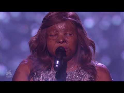 "Kechi: Simon Cowell says ""This Act DEFINES America's Got Talent!!"""