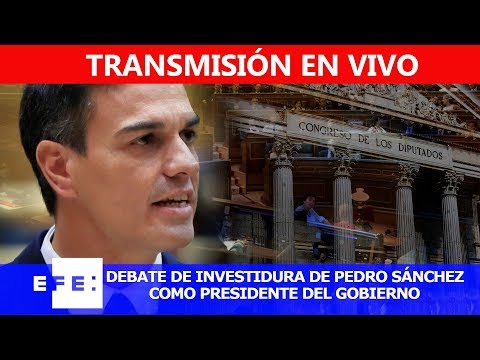 🔴📡-#envivo-|-debate-de-investidura-en-el-congreso-de-los-diputados