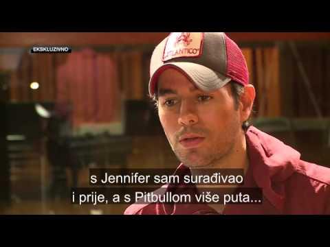 Enrique Iglesias Interview for Nova TV Croatia