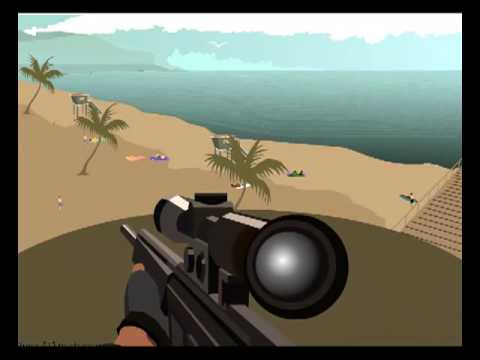 Foxy sniper game 2