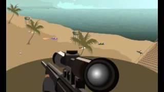 Foxy Sniper 2  -  Game Walkthrough