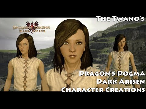 Dragon's Dogma (Dark Arisen) - Character Creation (Cute Female) #3