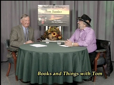 Books and Things with Tom: George Crouse, 1st Selectman, Town of Stoningto