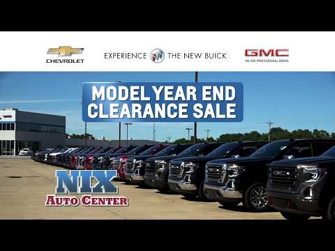 Gmc Dealers In Oklahoma >> Nix Auto Center Inc In Mcalester Ok Serving Krebs
