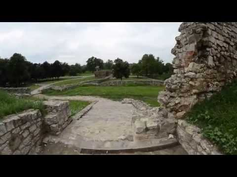 Belgrade Fortress - walking around