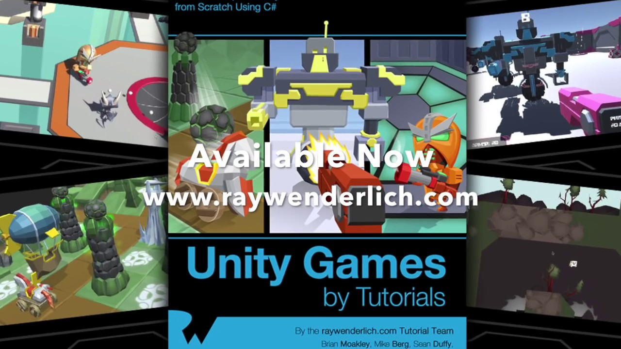 Unity Tutorial Part 3: Components | raywenderlich com