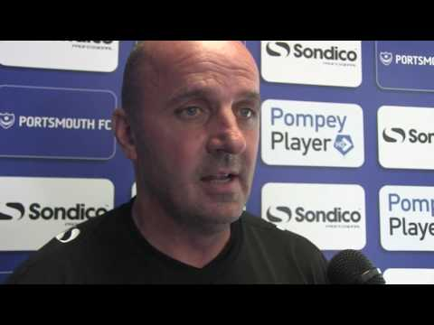 Paul Cook pre-Colchester United