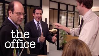Ayyy! How to Swerve the Phone Salesmen - The Office US