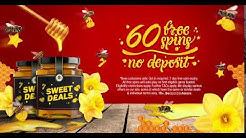 Super Free Slot Games - 60 Free Spins, No Deposit