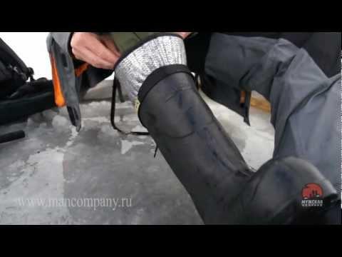 видео: Сапоги зимние norfin yukon