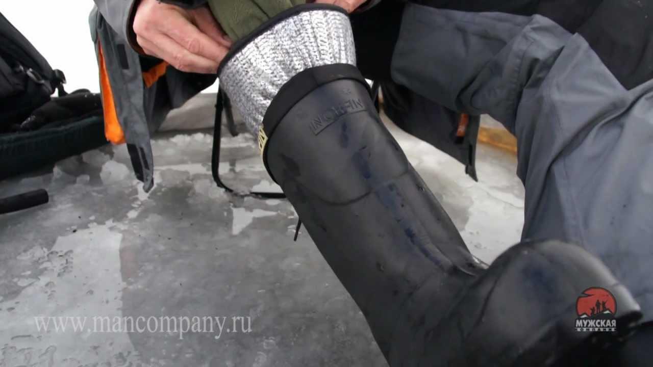 кожаные мужские сапоги купить - YouTube