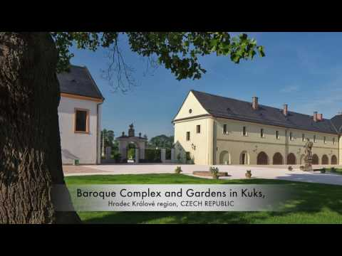 Baroque Complex and Gardens in Kuks, Hradec Králové region, CZECH REPUBLIC