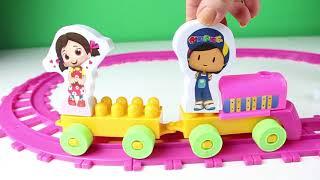 Niloya Trafik Kurallarını Öğreniyor Yeni Oyuncaklar İle Eğlenceli Oyunlar Oynuyoruz