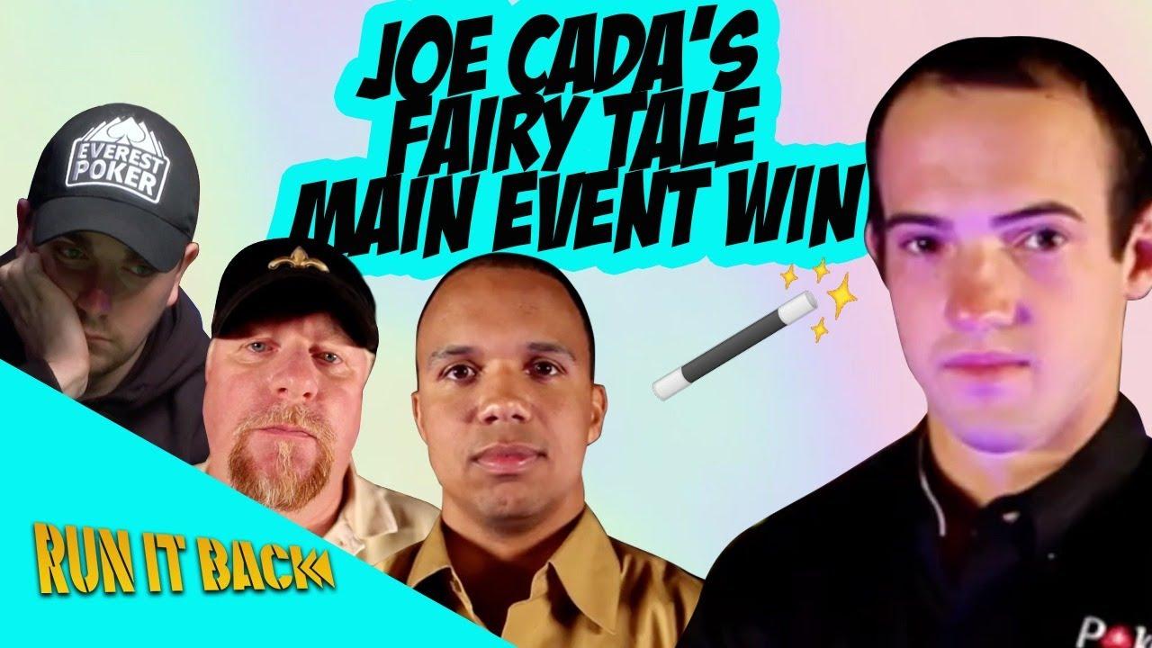 Run it Back with Joe Cada   2009 WSOP Main Event
