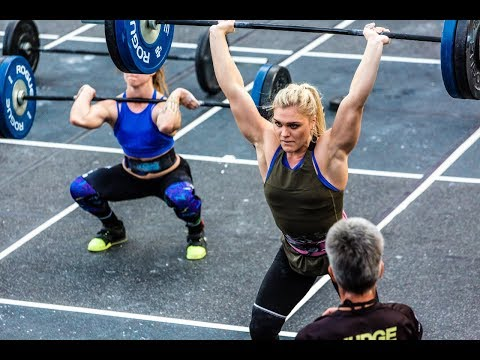 "WAG Member Series, Part 4: Katrin Davidsdottir ""Living a WAG Life"""