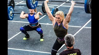 Katrín Davíðsdóttir, two-time CrossFit Games champion and WAG membe...