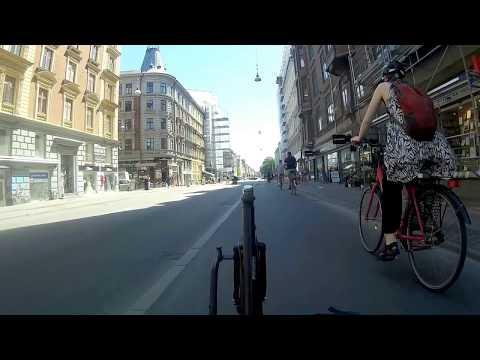 Copenhagen Cycling: Super Wedge to Vesterbro Square