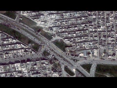Syria Today Alarming Satellite Images