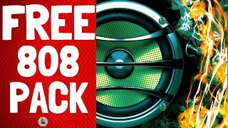 FREE 808 Pack | Free Sample Pack 2020 | Bass Samples | Royalty Free