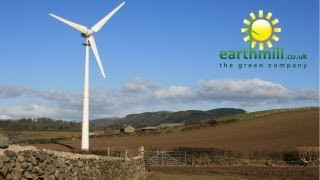 Earthmill - Wind Turbines for Agriculture: Featuring Endurance, EWT and Gaia