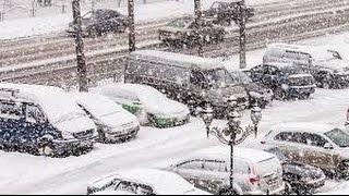 В Москве объявлено штормовое предупреждение Новости 05.01.2017