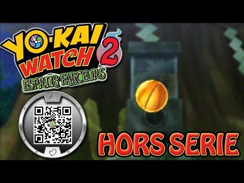 Qrc Codes Yo Kai Watch
