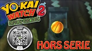 SITE DES QR CODE : https://www.reddit.com/r/yokaiwatch/comments/55r...