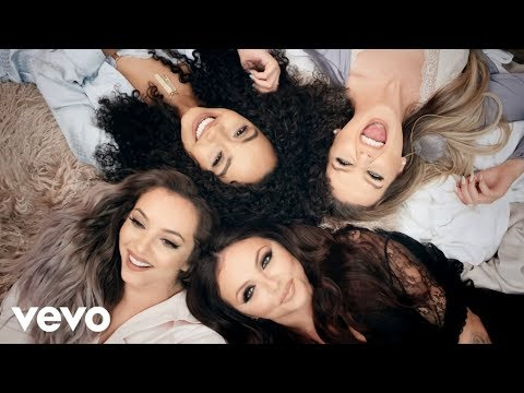 Little Mix - Hair ft. Sean Paul (Official Video)