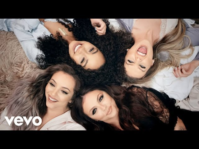 Little Mix - Hair (Official Video) ft. Sean Paul