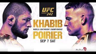 Khabib Nurmagomedov vs. Dustin Poirier - Official Abu Dhabi Promo 2019 UFC 242
