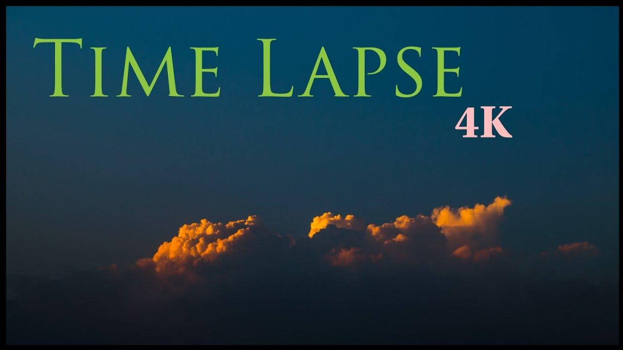 4k time Lapse | Nature View | Cloud Dispersing @Sada kalo Ajanar khoje