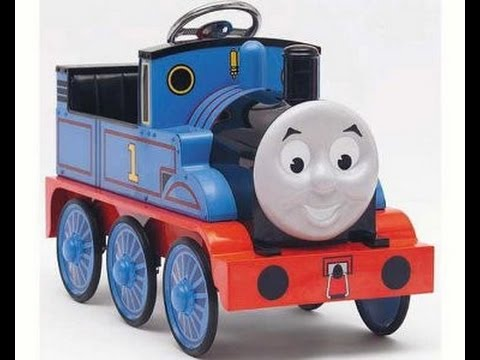thomas the tank engine pedal car thomas pedal train toy for kids youtube. Black Bedroom Furniture Sets. Home Design Ideas
