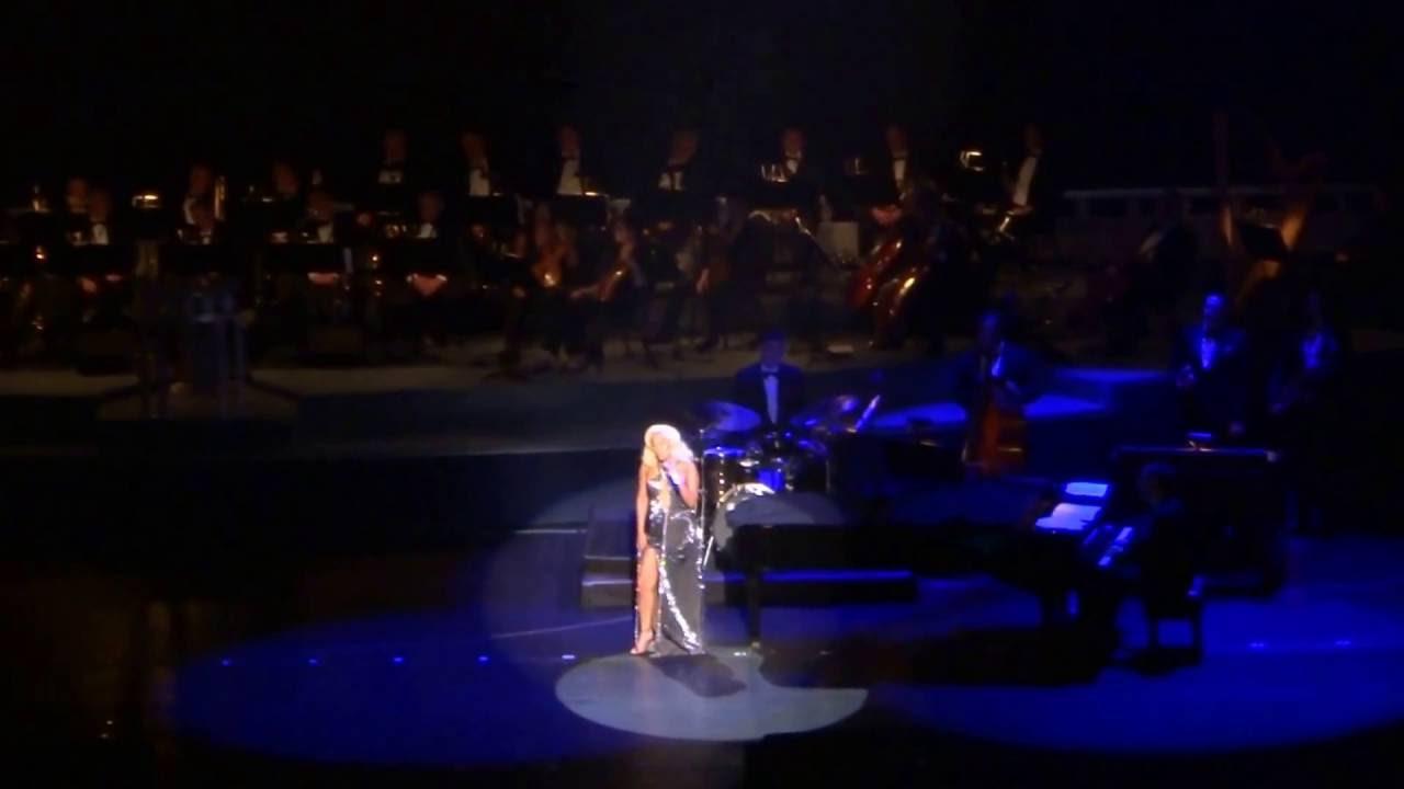 Lady Gaga & Tony Bennett Cheek to Cheek Album Live at Radio City Music Hall NYC June 2015