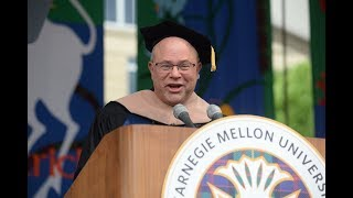 Keynote Speaker David Tepper - Commencement 2018 thumbnail