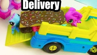 Lps Table Delivery - Diva Dahhhhling - Littlest Pet Shop Lps Series Part 4 Video