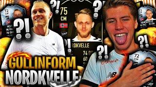 FREDRIK NORDKVELLE sitt GULLINFORM KORT på FIFA 19!! 👀💥 **SPESIALKORT fra ELITESERIEN**