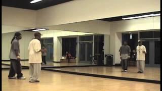 Junious Brickhouse & Esperonto Bean, House Dance Training Session, 2005, The Jack