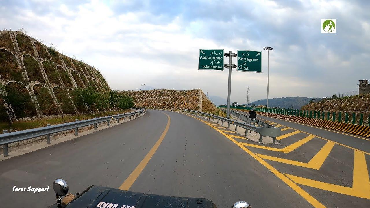 Road Trip Hazara Expressway M15 KPK Pakistan