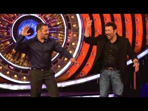 Sunny Deol NOT Upset With 'Salman Khan' | Bollywood News