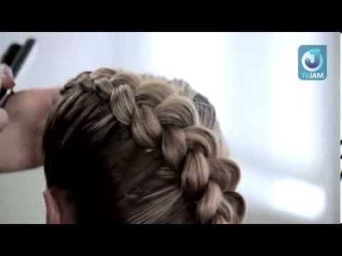 Плетение кос видео уроки для детей